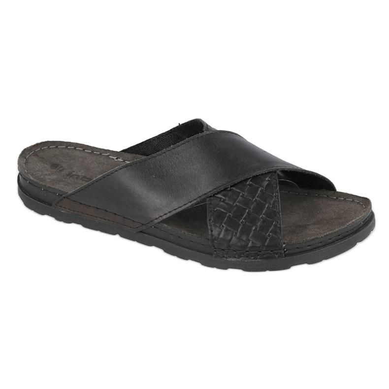 Befado Chaussures homme Inblu 158M002 noir