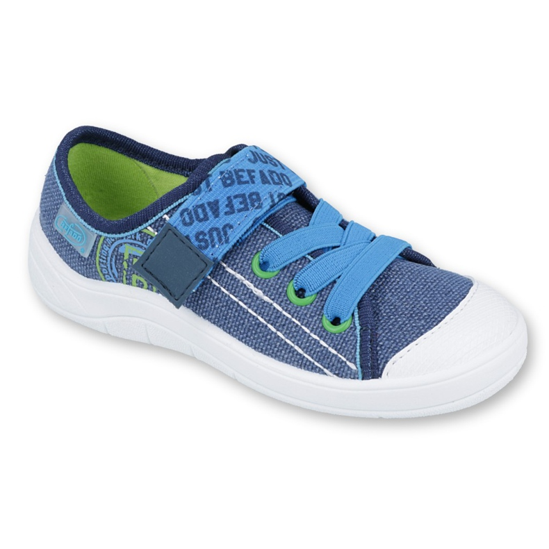 Befado chaussures pour enfants 251X130 bleu
