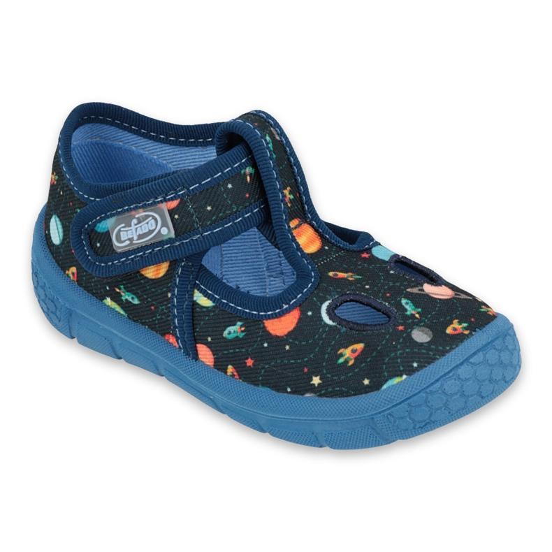 Befado chaussures pour enfants 533P011 marine