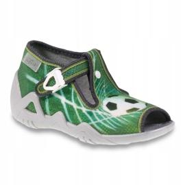 Befado chaussures pour enfants 217P093 vert 1