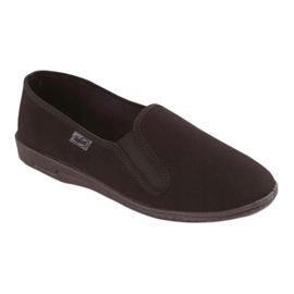 Befado chaussures hommes pvc 001M060 noir 1