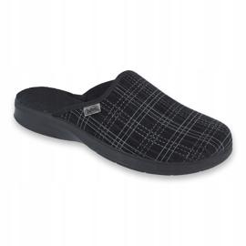 Befado chaussures pour hommes pu 548M003 le noir 1