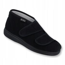 Befado chaussures pour hommes pu 986M003 noir 1