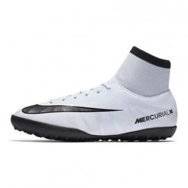 Chaussures de football Nike MercurialX Victory Vi blanc 1