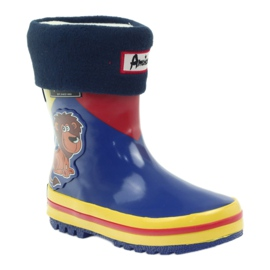 American Club Bottes en caoutchouc américain enfants chaussette 1