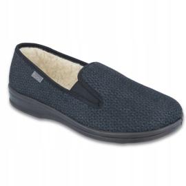 Befado chaussures pour hommes pu 096M090 marine 1