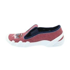 Befado enfants chaussures pantoufles 290x134 multicolore brun 2