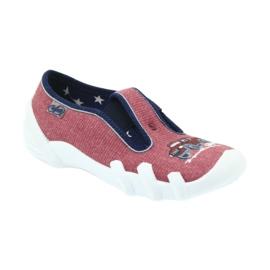 Befado enfants chaussures pantoufles 290x134 multicolore brun 1