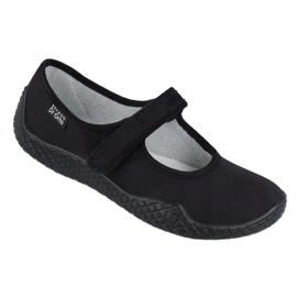 Befado chaussures pour femmes - jeune 197D002 noir 1