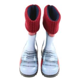 Demar bottes pour enfants avec une chaussette chaude 3