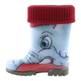 Demar bottes pour enfants avec une chaussette chaude 2