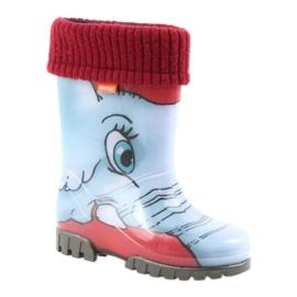 Demar bottes pour enfants avec une chaussette chaude 1