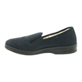 Befado chaussures pour hommes pu 096M090 marine 3
