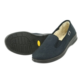 Befado chaussures pour hommes pu 096M090 marine 5