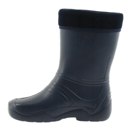 Befado chaussures pour enfants kalosz- grenat 162Q103 marine 3