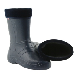 Befado chaussures pour enfants kalosz- grenat 162Q103 marine 5