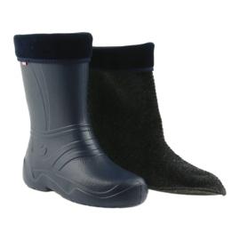 Befado chaussures pour enfants kalosz- grenat 162Q103 marine 6
