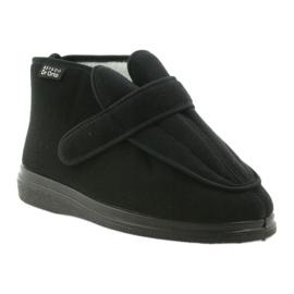 Befado chaussures pour hommes pu orto 987M002 le noir 2