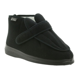 Befado chaussures pour hommes pu orto 987M002 noir 2