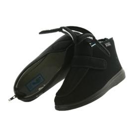 Befado chaussures pour hommes pu orto 987M002 le noir 5