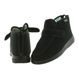 Befado chaussures pour hommes pu orto 987M002 le noir 6