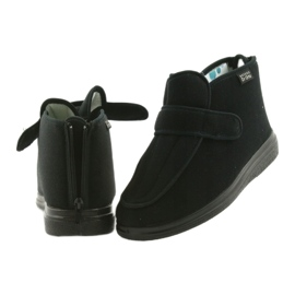 Befado chaussures pour hommes pu orto 987M002 noir 6