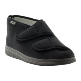 Befado chaussures pour hommes pu 986M003 noir 2
