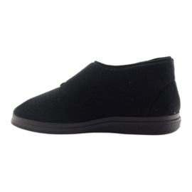 Befado chaussures pour hommes pu 986M003 noir 3