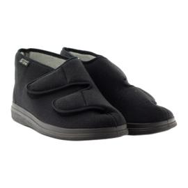 Befado chaussures pour hommes pu 986M003 noir 5