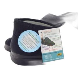 Befado chaussures pour hommes pu 986M003 noir 6