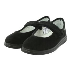 Befado chaussures pour femmes pu 462D002 noir 4