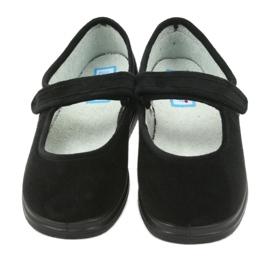 Befado chaussures pour femmes pu 462D002 noir 5