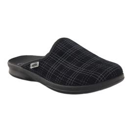 Befado chaussures pour hommes pu 548M003 le noir 2