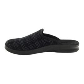 Befado chaussures pour hommes pu 548M003 le noir 3