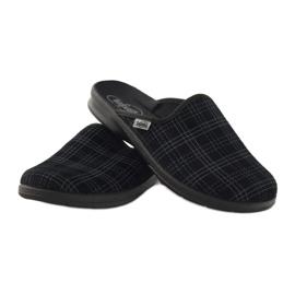 Befado chaussures pour hommes pu 548M003 le noir 4