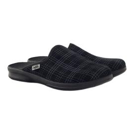 Befado chaussures pour hommes pu 548M003 le noir 5
