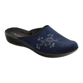Chaussures femme Befado pu 552D005 bleu marin 2