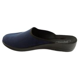 Chaussures femme Befado pu 552D005 bleu marin 3