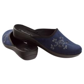 Chaussures femme Befado pu 552D005 bleu marin 4