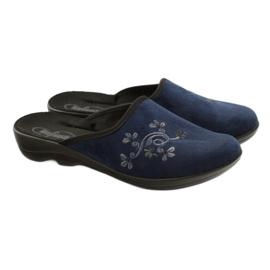 Chaussures femme Befado pu 552D005 bleu marin 5