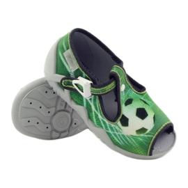 Befado chaussures pour enfants 217P093 vert 4
