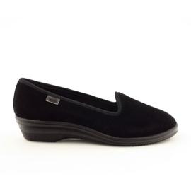 Chaussures femme Befado pvc 262D008 noir 1
