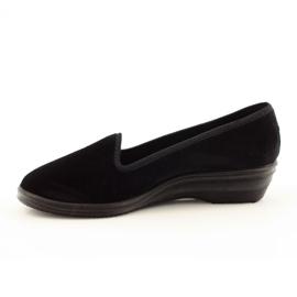 Chaussures femme Befado pvc 262D008 noir 3