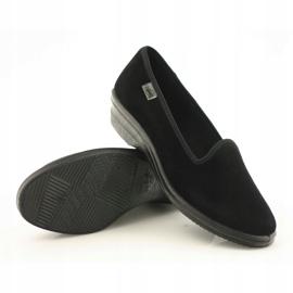 Chaussures femme Befado pvc 262D008 noir 4