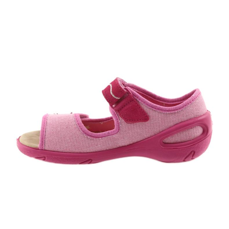 Rose Befado chaussures pour enfants pu 433X032 image 3