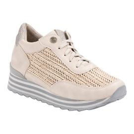Aclys Sneakers Avec Motif brun 1