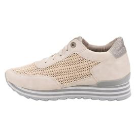 Aclys Sneakers Avec Motif brun 2