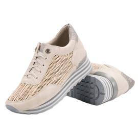 Aclys Sneakers Avec Motif brun 3