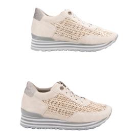 Aclys Sneakers Avec Motif brun 4