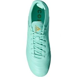 Chaussures de foot adidas Copa 18.2 FG M DB2446 bleu 1